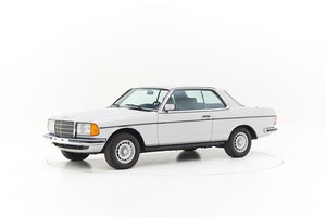 1983 MERCEDES 230 CE (W123) for sale by auction For Sale by Auction