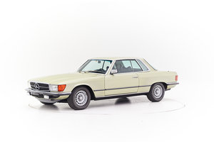 1976 MERCEDES 450 SLC for sale by auction For Sale by Auction