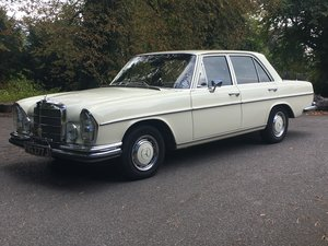 1970 Mercedes W108 280SE (RHD) Automatic For Sale