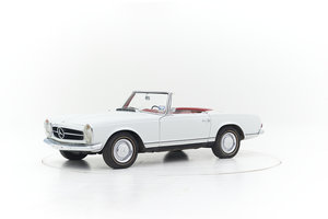 1964 MERCEDES 230 SL PAGODE (W113) for sale by auction For Sale by Auction