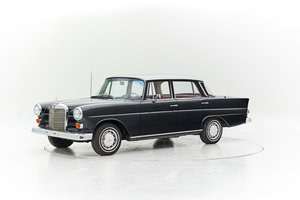 1966 MERCEDES 200 w110 for sale by auction For Sale by Auction