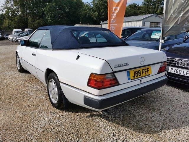 1993 Mercedes 320ce 3.2 auto sportline convertible For Sale (picture 3 of 6)