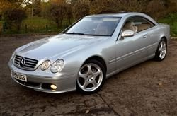 2005 500 CL V8 Coupe - Tuesday 10th December 2019