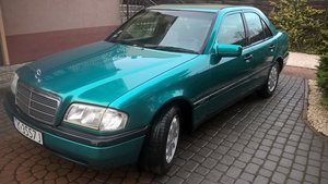 1996 Mercedes C 180 Automatic Genuine  For Sale