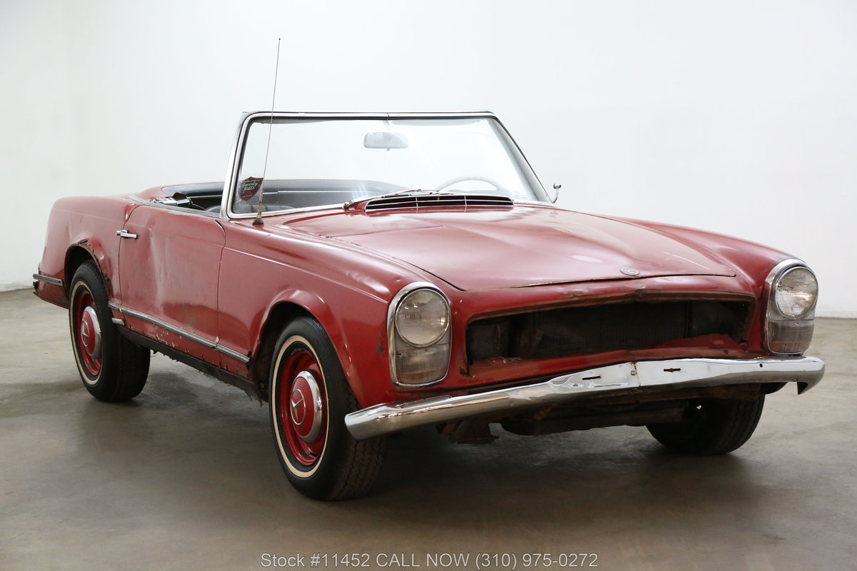 1965 Mercedes-Benz 230SL Pagoda For Sale (picture 1 of 6)