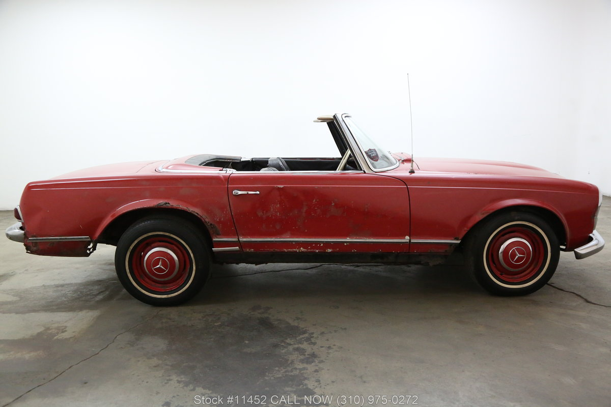 1965 Mercedes-Benz 230SL Pagoda For Sale (picture 2 of 6)