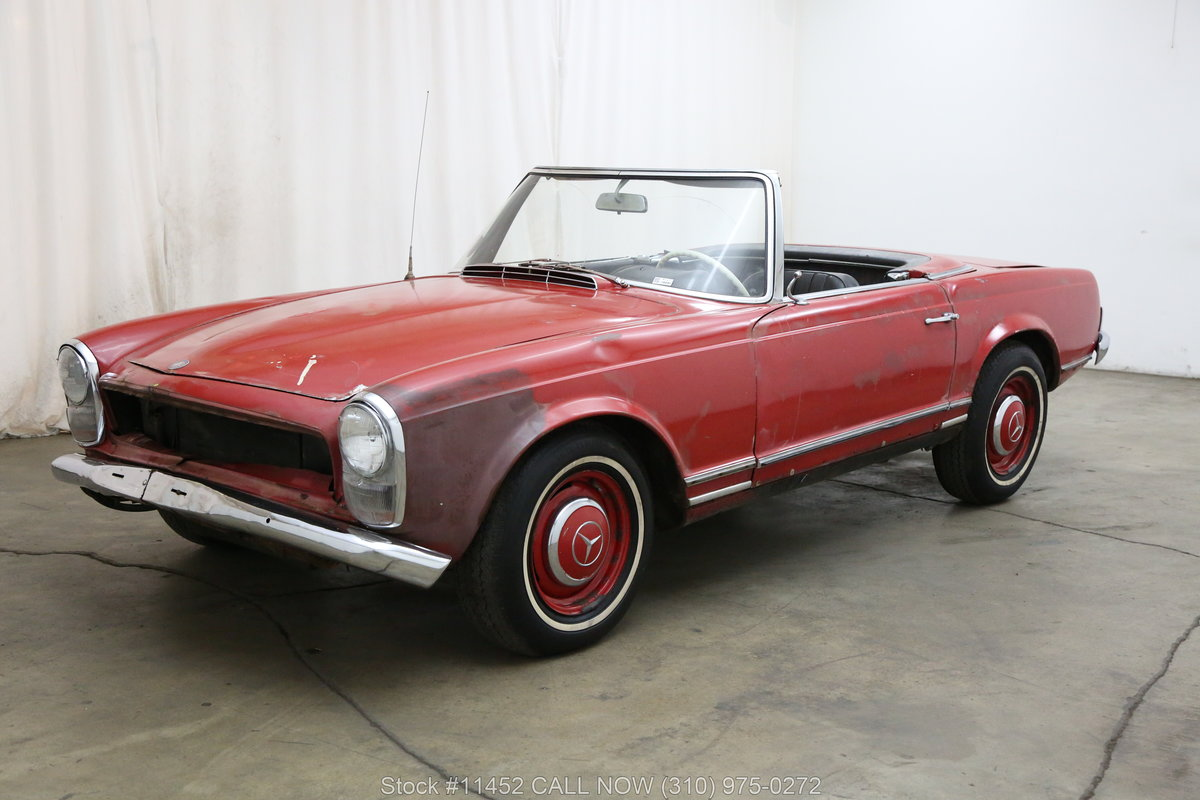 1965 Mercedes-Benz 230SL Pagoda For Sale (picture 3 of 6)