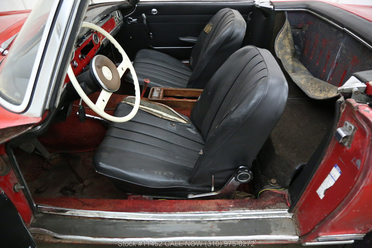 1965 Mercedes-Benz 230SL Pagoda For Sale (picture 4 of 6)