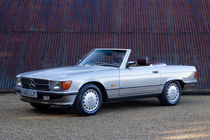 Picture of 1988 Mercedes-Benz 500SL - Full history, 67k miles, hardtop SOLD