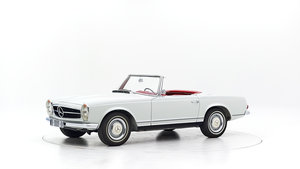 1964 MERCEDES 230SL  For Sale by Auction