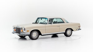 1970 MERCEDES 280 SE COUPE For Sale by Auction