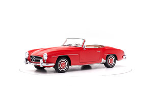 1957 MERCEDES 190 SL for sale by auction  For Sale