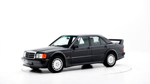 1990 MERCEDES 190 E 2.5 – 16 EVO1 (W201) for sale by auction For Sale by Auction