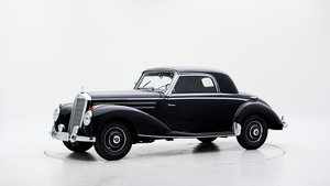 1955 MERCEDES 220 COUPE (W187) for sale by auction For Sale