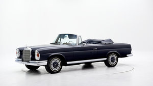 1966 MERCEDES 250SE CONVERTIBLE for sale by auction For Sale by Auction
