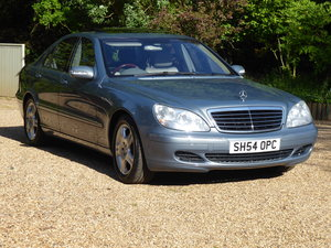 2005 Mercedes S500 Very Low Mileage 53k Corrosion Free For Sale