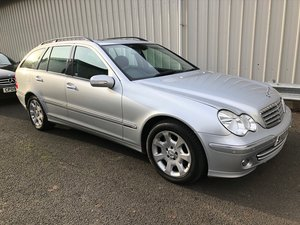 2007 MERCEDES-BENZ C CLASS C230 2.5 V6 PETROL ELEGANCE SE  For Sale