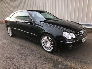 2009 09 MERCEDES-BENZ CLK 2.1 CLK220 CDI AVANTGARDE COUPE  For Sale