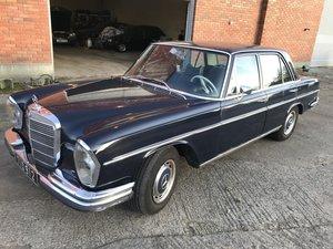 1971 Mercedes w108 250se diesel