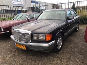 1989 Mercedes Benz 420SE W126 For Sale