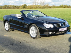 Picture of 2005 Mercedes SL 55 AMG
