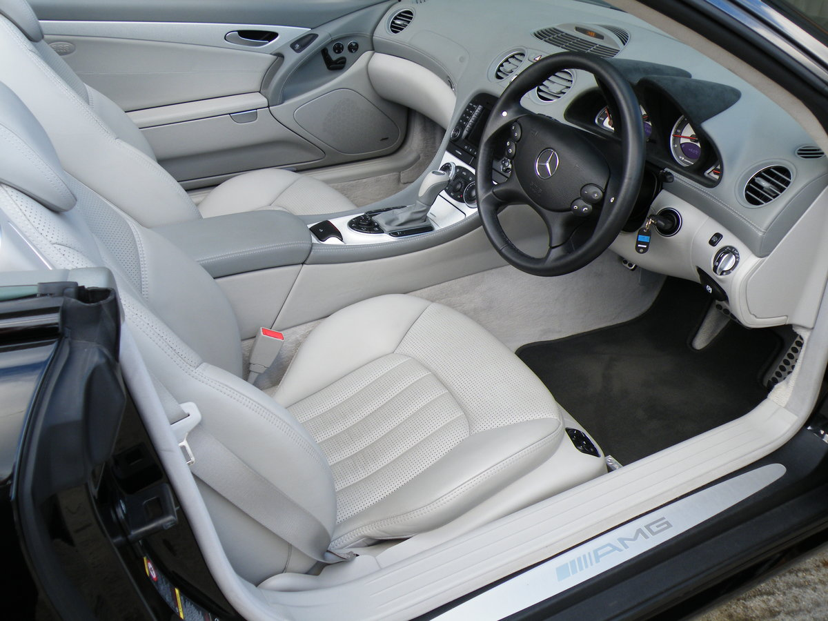 2005 Mercedes SL 55 AMG For Sale (picture 5 of 6)