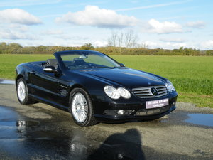 Picture of 2003 Mercedes SL 55 AMG