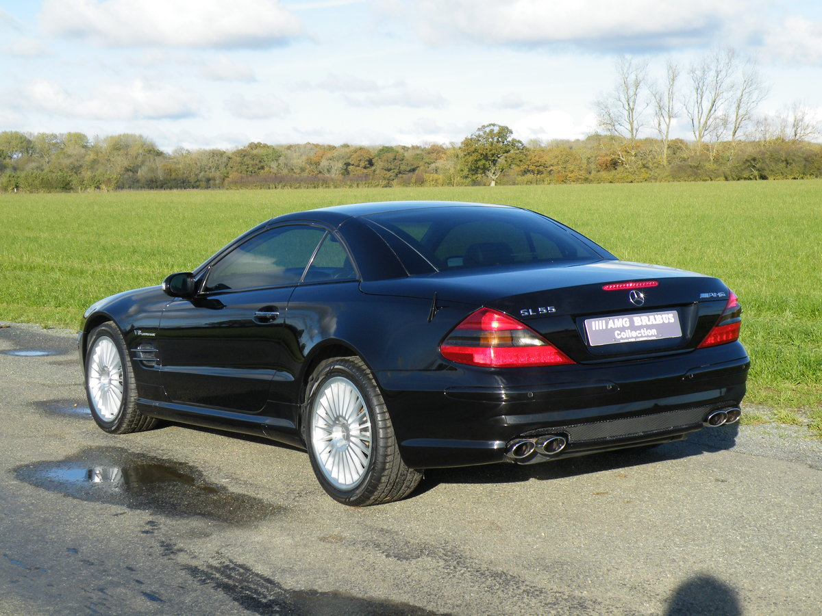 2003 Mercedes SL 55 AMG For Sale (picture 3 of 6)
