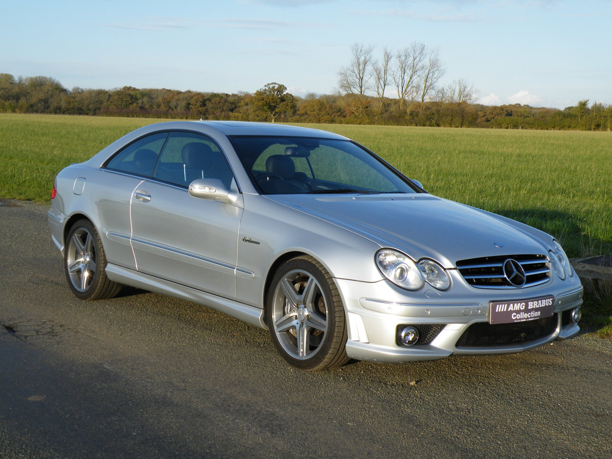 2009 Mercedes CLK63 AMG For Sale (picture 1 of 6)