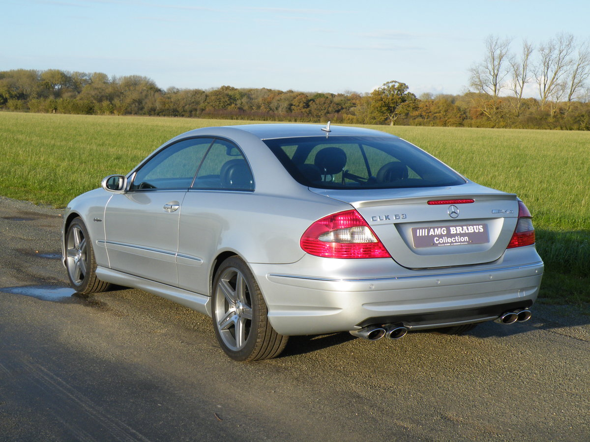 2009 Mercedes CLK63 AMG For Sale (picture 2 of 6)