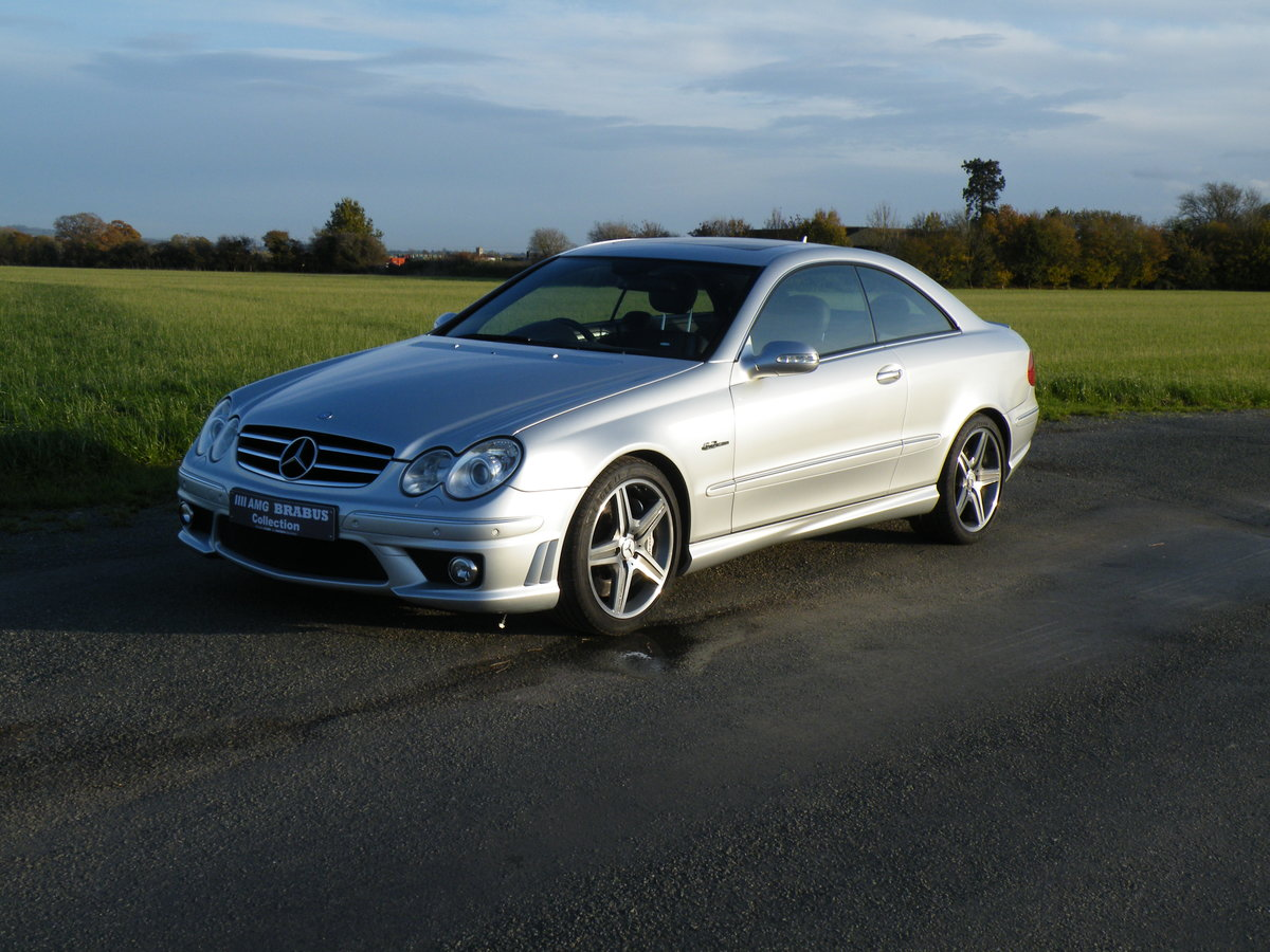 2009 Mercedes CLK63 AMG For Sale (picture 3 of 6)