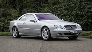 2001 Mercedes CL600 Full Merc History 44k Miles For Sale