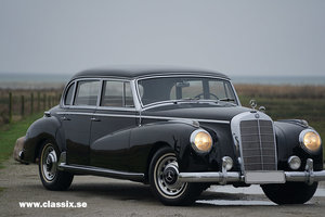 Mercedes 300B Adenauer in fantastic condition