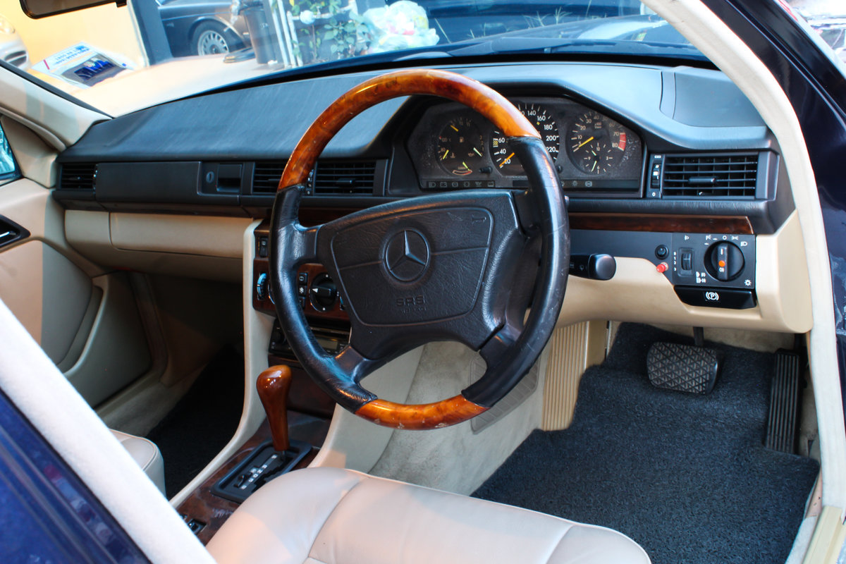 Mercedes-Benz 300TE 24-valve 1990 For Sale (picture 4 of 6)