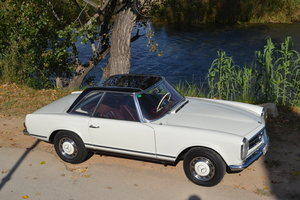 Picture of 1971 Mercedes pagoda 280sl