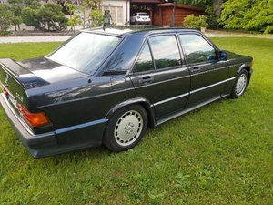 1985 MERCEDES 190 2,3l 16S For Sale