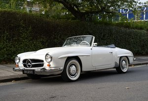 1962  Mercedes 190 SL Roadster (LHD) for sale in London