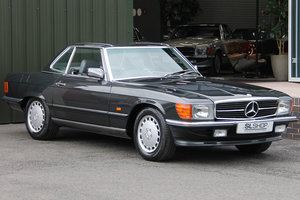 1989 Mercedes-Benz 300SL (R107) just 14,000 miles #2178 For Sale