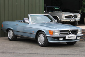 1986 MERCEDES-BENZ 300SL (R107) #2155 For Sale