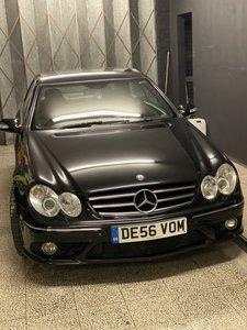 2006 Mercedes Benz 2.2diesel CLK