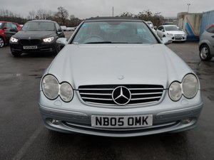 2005 SOFT TOP MERCEDSBENZ LOERLY DRIVE 75,000 MILES F.S.H For Sale