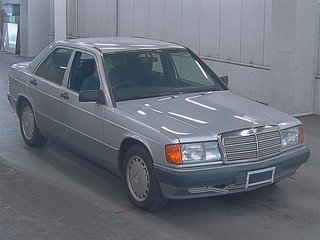 1991 MERCEDES-BENZ 190E 2.0 AUTOMATIC * MODERN CLASSIC * For Sale