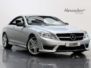2014 14 14 MERCEDES BENZ CL 63 AMG 5.5 BI-TURBO AUTO For Sale