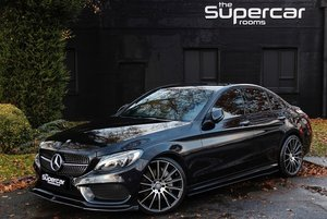 Mercedes Benz C250D AMG Line Premium - 41K Miles - 2015 65 For Sale
