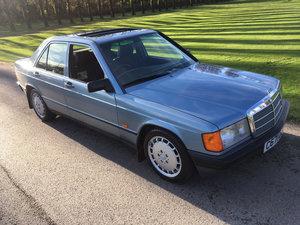 1986 2.0 auto, low miles, 12 months MoT, no rust. For Sale