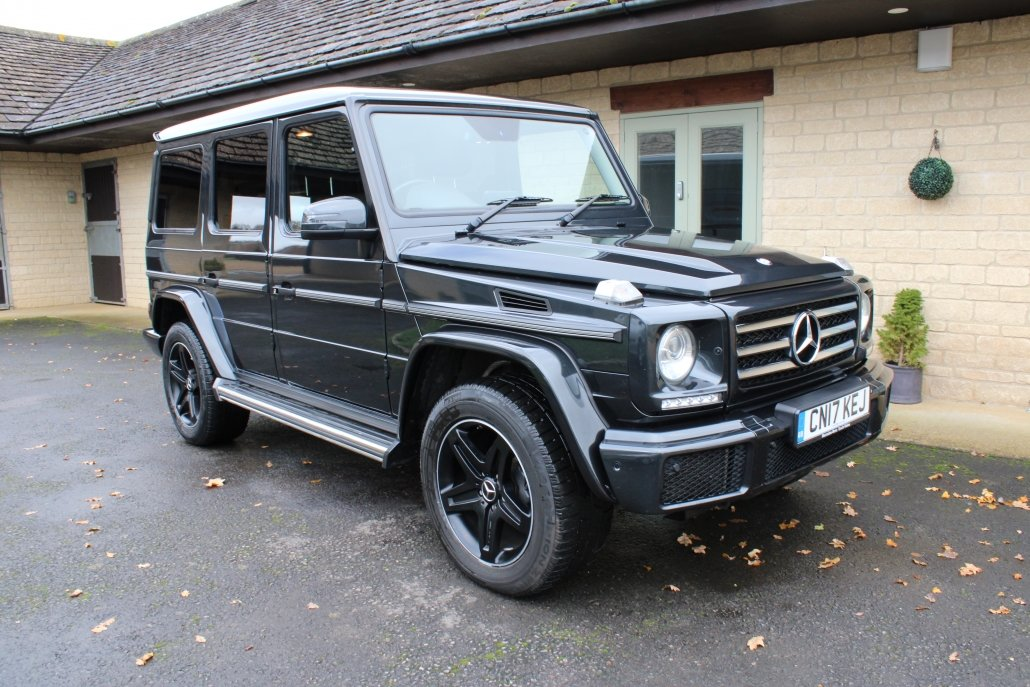 2017 MERCEDES G350 Cdi – 31,000 MILES – £62,950 For Sale (picture 1 of 17)