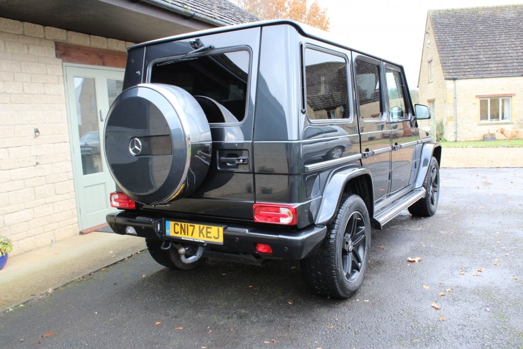 2017 MERCEDES G350 Cdi – 31,000 MILES – £62,950 For Sale (picture 2 of 17)