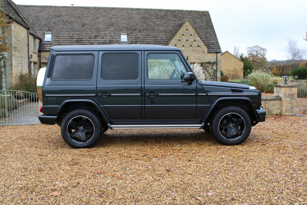 2017 MERCEDES G350 Cdi – 31,000 MILES – £62,950 For Sale (picture 3 of 17)