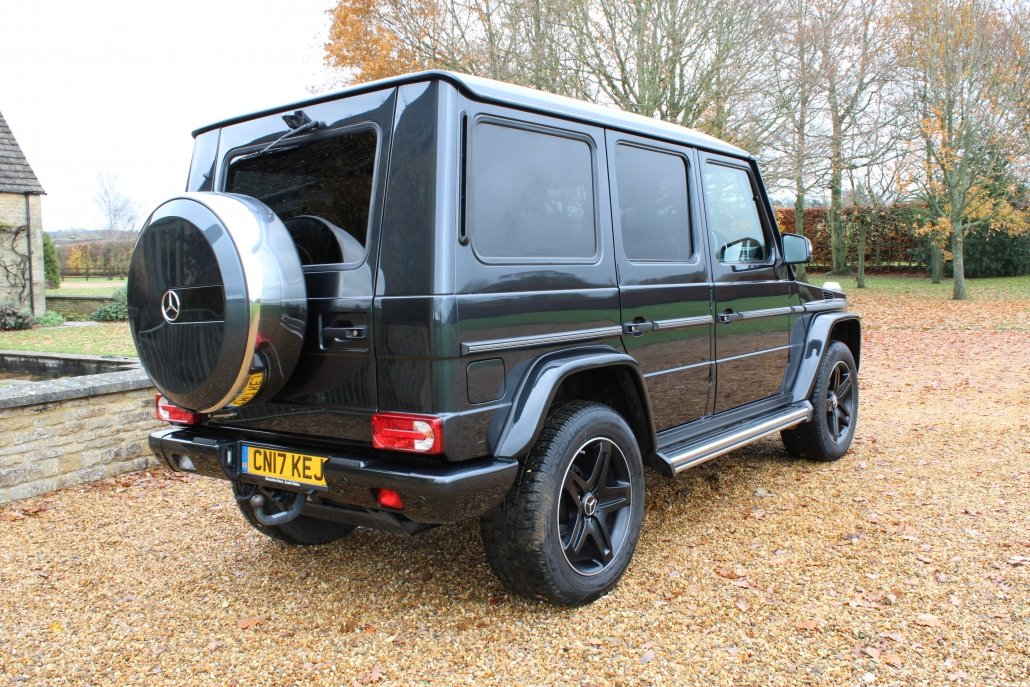2017 MERCEDES G350 Cdi – 31,000 MILES – £62,950 For Sale (picture 4 of 17)