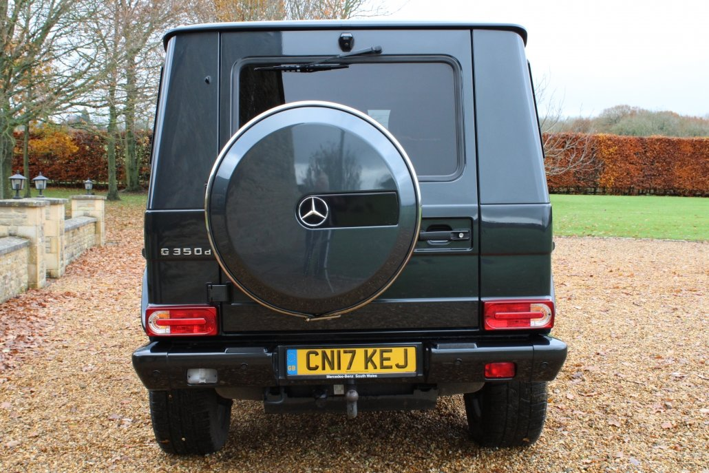 2017 MERCEDES G350 Cdi – 31,000 MILES – £62,950 For Sale (picture 5 of 17)